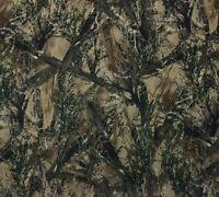 True Timber Mc2 Brown Auto Rv Camo Headliner Fabric 3/16 Foam Back Bty 60w