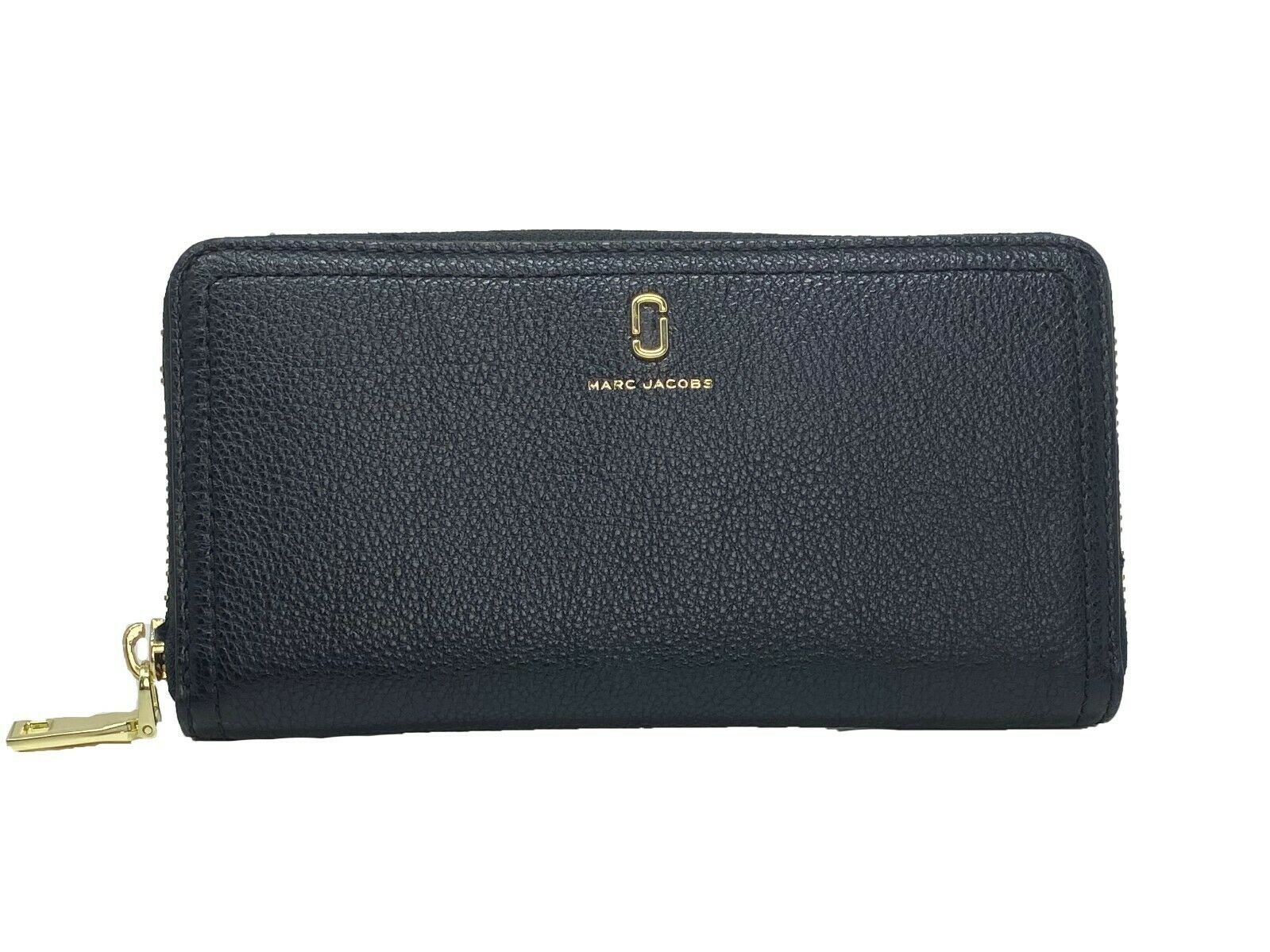New/tag ~ Marc Jacobs Continental Wallet. Black. Credit Card Holder