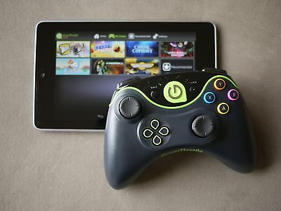 Android Gaming Controller 4 Tablets Phones EReaders via Bluetooth