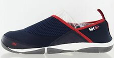 Helly Hansen Mens Watermoc 2 Water Shoe Navy Red Grey Size 7 M US