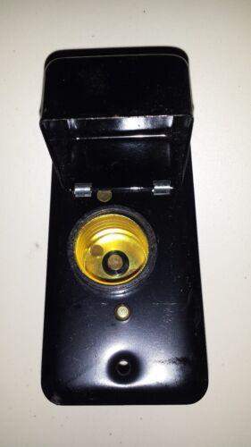 Details about  /NOS buss fuse holder screw type black