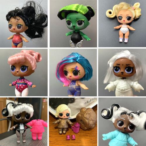LOL Surprise Dolls #HAIRGOALS Splatters BHADDIE SNOW BUNNY Her Majesty toys gift