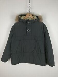 MURPHY & NYE Cappotto Parka Giubbotto Giubbino Jacket Coat Giacca Tg S Uomo
