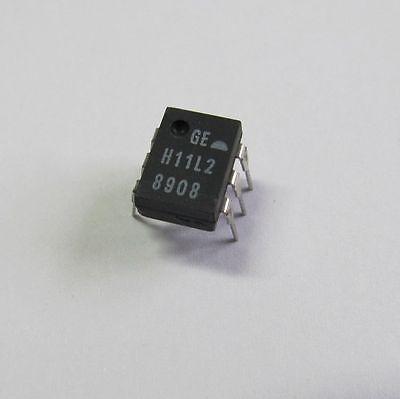 10 Stück - H11l2 - Optokoppler - Schmitt Trigger / Logic Ausgang - Dip6 Ge 10pcs