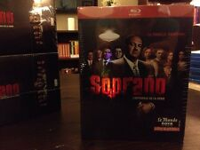 The Sopranos: The Complete Series On Blu-Ray- French Box- Region Free