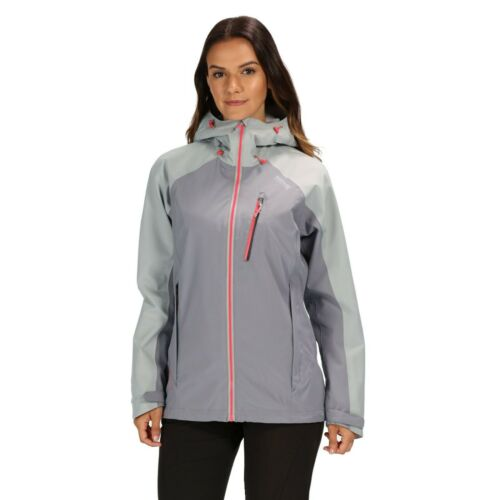 REGATTA LADIES BIRCHDALE WATERPROOF BREATHABLE ISOTEX JACKET RWW300