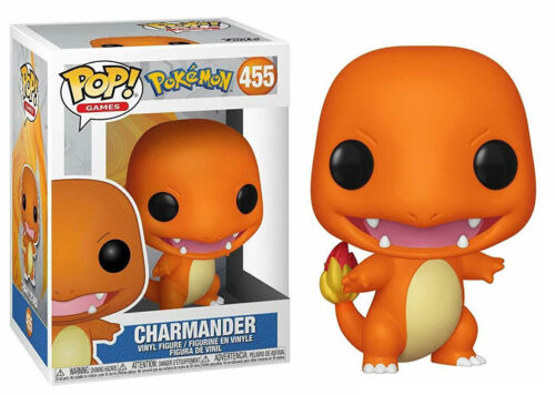 Vinyl Figure NEW /& IN STOCK NOW UK Pokemon CHARMANDER #455 Pop Funko Pop
