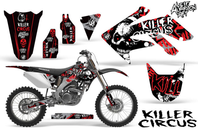 Honda Xr250r Decals Graphics Swingarm Stickers Mx Dirtbike Xr250 Xr 250 250r