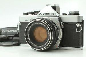[Overhauled; MINT] Olympus OM-2 35mm SLR Zuiko Auto-S 50mm f/1.8 Lens from Japan
