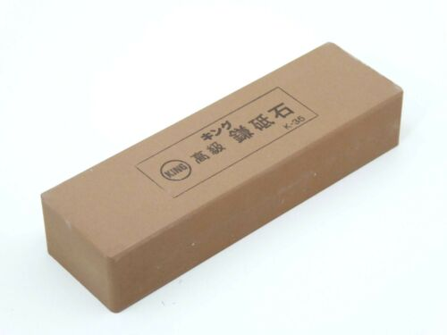 Sharpening waterstone whetstone sharpener King 800 stone Sickle small Japan K-35