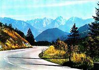 Deutsche Alpenstraße ,Ansichtskarte