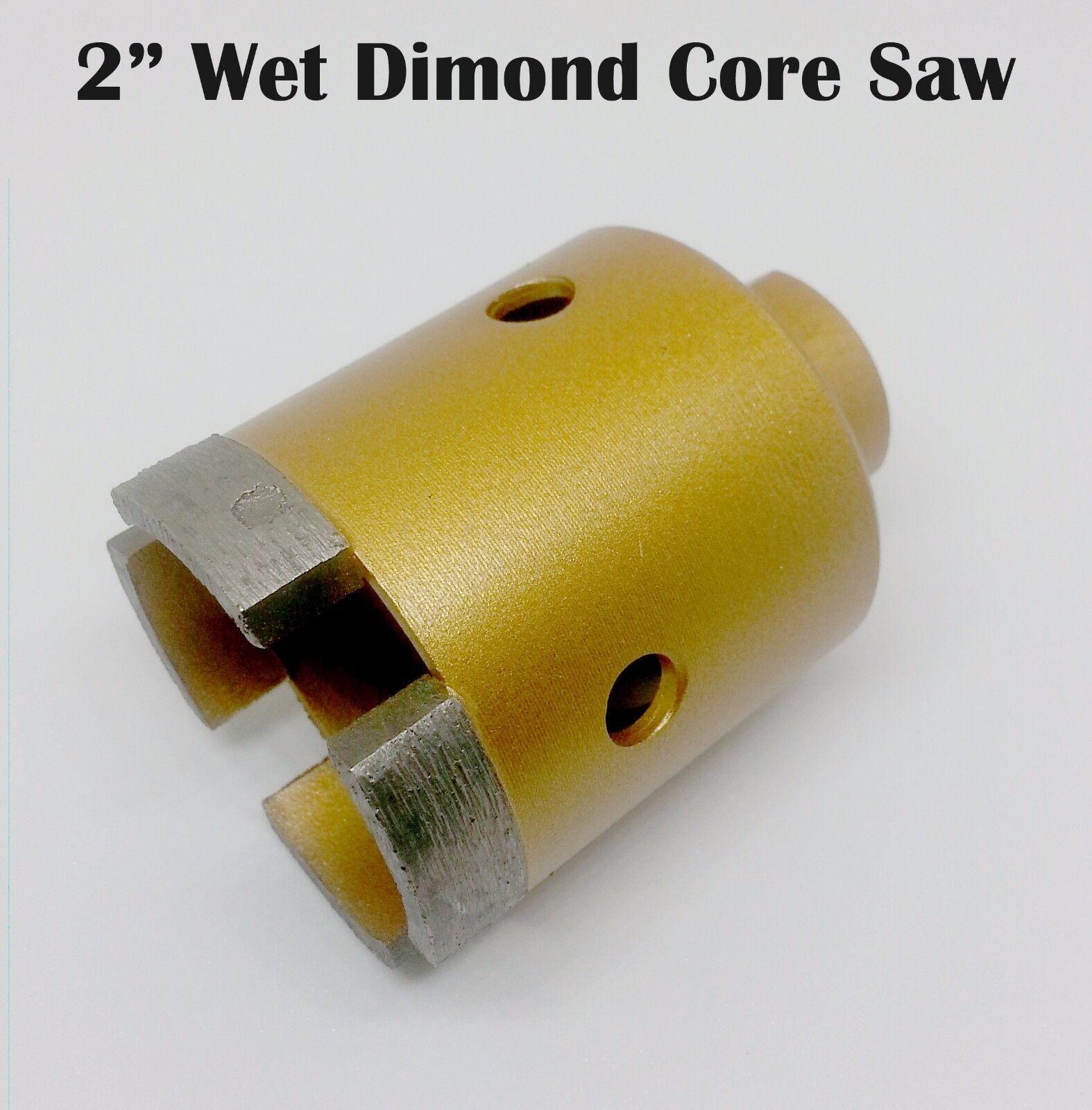 """1//2/"""" 5//8/""""  Diamond Segments Core Drill Bit  Granite Marble Stone"""