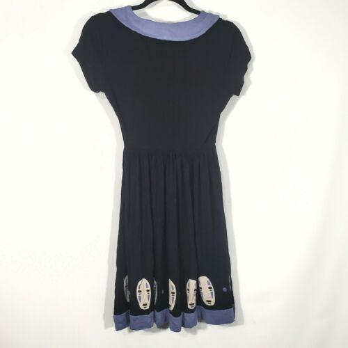 Spirited Away No Face Cosplay Costume  Fit N Flare