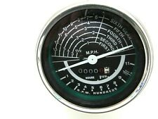 Replacement Tachometer Will Fit John Deere Model 50 Black Face