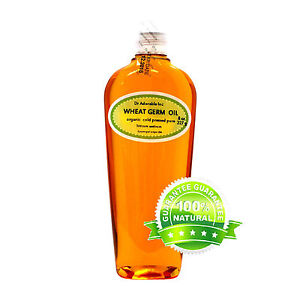100-PURE-WHEAT-GERM-OIL-ORGANIC-COLD-PRESSED-FREE-SHIPPING