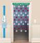 Christmas-amp-Winter-Party-Supplies-Swirls-Honeycomb-Scene-Setters-Snowman-Strings miniatuur 12