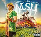 M.S.U. [PA] [Digipak] by Jay Tee/Baby Bash (CD, 2012, 40 Ounce Records)