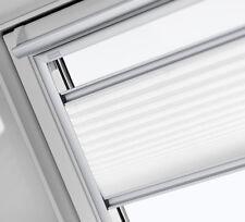 Store Velux plissé Blanc 78x140cm FHL M08 1016S  NEUF
