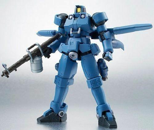 Robot Spirits Laterale Ms Gundam W Leo Blu Action Figure Bandai Tamashii Nazioni