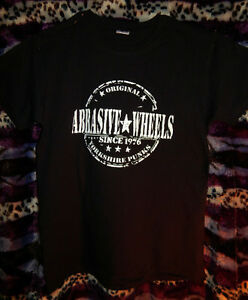 Abrasive-Wheels-Converse-T-Shirt