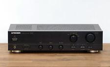 Pioneer A-202 Vollverstärker / Verstärker / Amplifier in schwarz