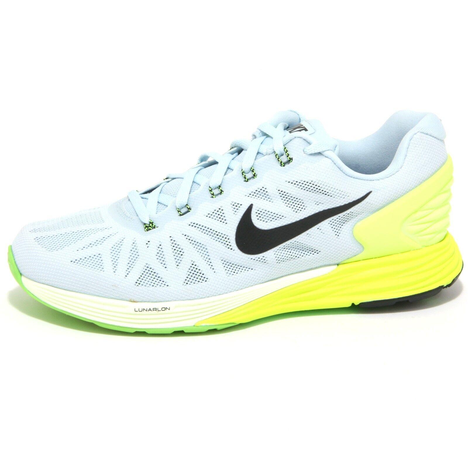 12800 skor skor skor Nike Lunarglide Gråskor Kvinnliga skor  stor rabatt