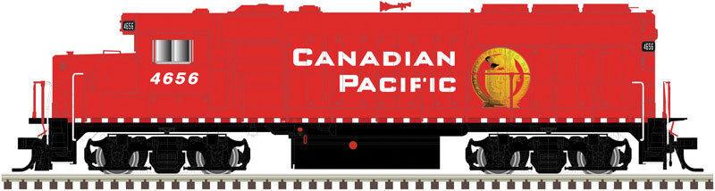 Scala H0 - Locomotiva Diesel EMD GP40-2 Canadian Pacific 10002571 Neu