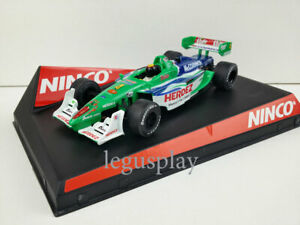 Slot-car-Scalextric-Ninco-50318-Lola-Ford-4-034-Herdez-Competition-034