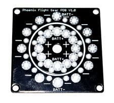 Phoenix Flight Gear 100 amp/100a Heavy Duty Power Distribution Board