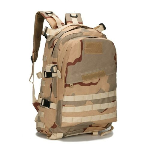 Sport Military Tactical Army Rucksack Molle Backpack Camping Hiking Outdoor 40L
