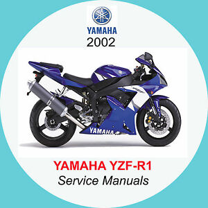 Details about YAMAHA YZF-R1 2002-2003 SERVICE MANUAL A3