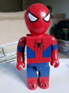 Spider-man-400-Kubrick-MEDICOM-Toy-Bearbrick-Kaws-Kidrobot-HMV