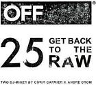 OFF025-Get Back To The Raw von Various Artists (2011)