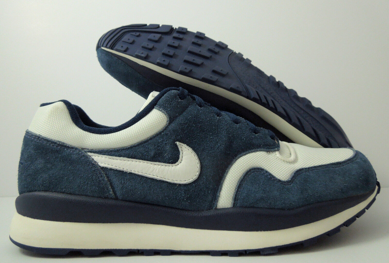 NIKE AIR SAFARI iD SLATE BLUE-IVORY Price reduction Cheap women's shoes women's shoes