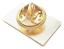 縮圖 2 - Lesbian (Labrys) LGBTQ+ Pride Gold Plated Pin Badge