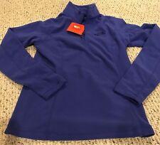 New Womens North Face 1/4 Quarter Zip Fleece Jacket Sprint Cloud XS S M L XL XXL