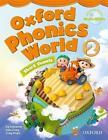 Oxford Phonics World 2 Student's Book with MultiROM von Craig Wright, Kaj Schwermer und Julia Chang (2012, Taschenbuch)