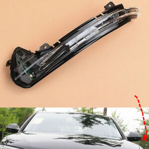 Right Door Wing Rearview Mirror Glass Fit AUDI A6 C7 4G Quattro A6 Allroad RS6
