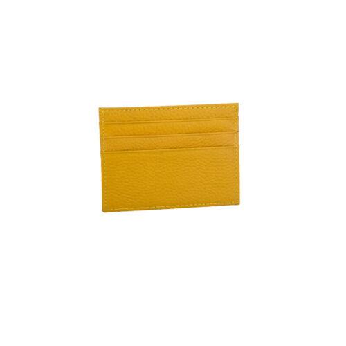 Kreditkartenetui Visitenkartenetui Unisex 7 Fächer Leder Portmonee Geldbörse