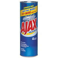 Ajax Powder Cleanser With Bleach 28 Oz Canister 12/carton 05374 on sale