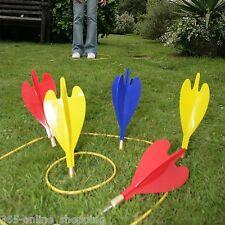 Gigante Giardino Freccette Outdoor Gettare famiglia Summer Fun Party Gigante Garden Games