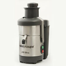 Robot Coupe J 80 Ultra Automatic Juicer with Pulp Ejection