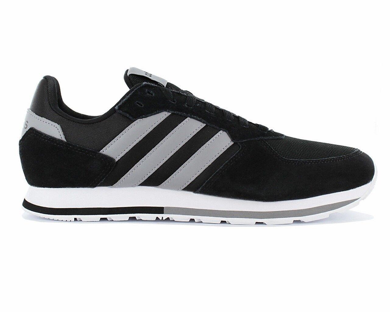 02fce4fe Adidas 8K DB1728 Zapatillas Negro Gimnasio Zapatos Hombre ntokzm539- Zapatillas deportivas