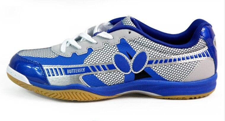 Butterfly Ping Pong Table Tennis shoes Trainers  UTOP-6, bluee, New, UK