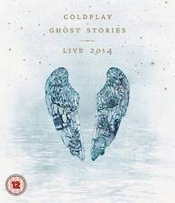 Coldplay: Ghost Stories - Live 2014 (Blu-ray Disc, 2014, 2-Disc Set, Blu-ray/CD)