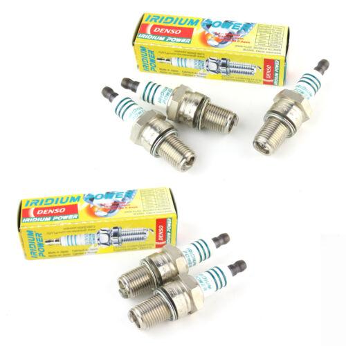 5x Volvo V70 MK1 2.3 Turbo Genuine Denso Iridium Power Spark Plugs