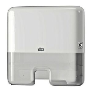 The Tork Xpress® Multifold Mini Hand Towel Dispenser