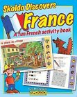 Skoldo Discovers France: A Fun French Activity I Spy Book by Lucy Montgomery (Paperback, 2009)
