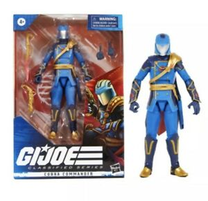 GI JOE Classified Series Cobra Commander Regal Variant PREORDER