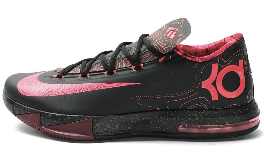 cheap for discount d33aa 9639f 2013 NIKE KD VI METEOROLOGY KEVIN DURANT US10,5 US10,5 US10,5